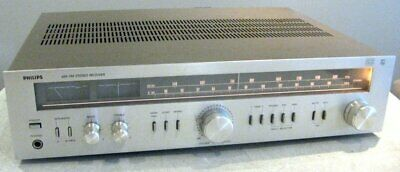 Vintage Philips Stereo Receiver (Amplifier) Model- 693