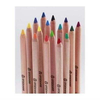 Individual Stockmar Chunky Triangle Pencils
