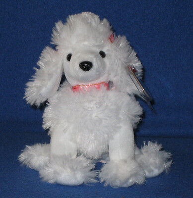 736d66f6d4a NM  TY BEANIE Baby ~ L AMORE the White Poodle Dog (6 Inch) NM ...