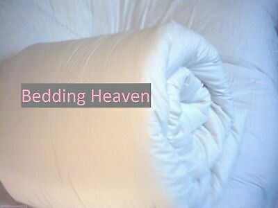 Bedding Heaven SECONDS Duvets. Made by Fogarty. Single, Double, King, Super King