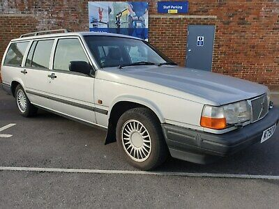 Volvo 940 Se 1994 'm' 'wentworth' Estate 2.0 Automatic Heated Leather Etc