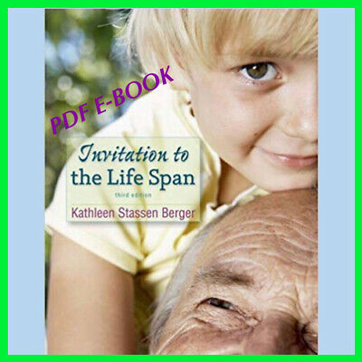 Invitation to The Life Span By Kathleen Stassen(E_book){PDF}⚡Fast Delivery(10s)⚡