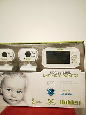 "Uniden - BW 3102 - 4.3"" Digital Wireless Baby Video Monitor"