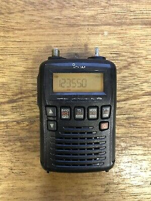 Icom IC-R6 Compact Working Unit Communication Boat Marine SCANNER RECEIVER RADIO