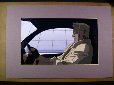 """ANIME CEL ART """"Ghost in the Shell"""" 1995 production cel"""