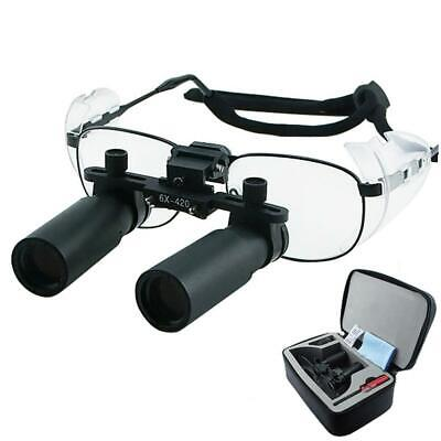 Professional 6.0x Binocular Medical Dental Loupes