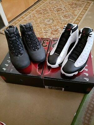 official photos 3bfd6 e4b5f Air Jordan Collezione 13 10 Pack SIZE 13 DMP RETRO Deadstock