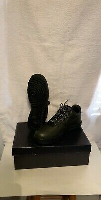 Nike Lunar Air Force 1 Lf1 Duckboot Low Sequoia-Black Aa1125-300 Size 12