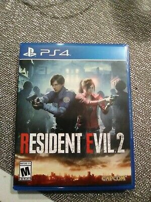 Resident Evil 2 (Sony Playstation 4) * PS4 re2