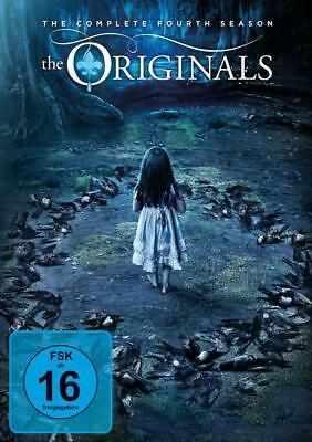 The Originals Staffel 4 NEU 3 DVDs