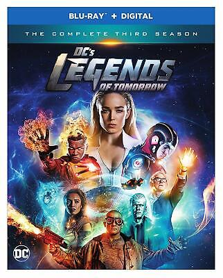 DC's Legends of Tomorrow: The Complete Third Season (BD)