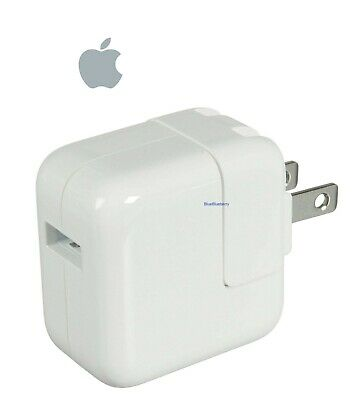 NEW OEM Authentic Genuine 10W 12W USB Power Adapter Wall Charger for Apple iPad