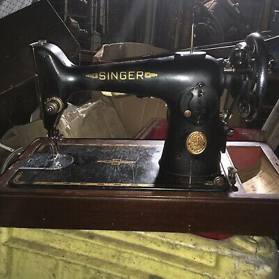 Antique / Vintage Singer Sewing Machine