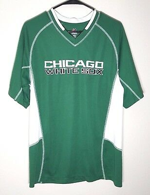 eb72db227 CHICAGO WHITE SOX Jersey Shirt by Majestic