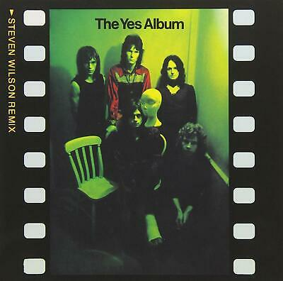 New 2019 THE YES ALBUM STEVEN WILSON REMIX JAPAN MINI LP UHQ CD Free shipping