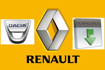 Renault Clip 184 software sent as a DOWNLOAD. Latest February 2019 version.
