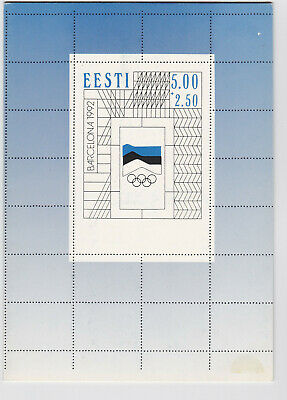 Estonia 1992 Year Pack of Stamps