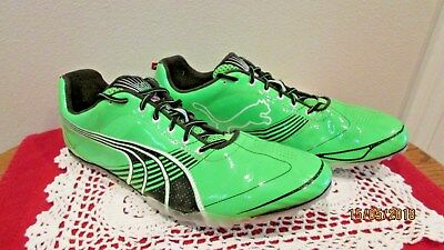 c3ee6ac622c Mens Puma Complete TFX Sprint Track   Field Shoes W 11 Extra Cleats Size 12