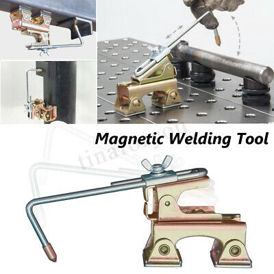 Strong Hand Tools Magnetic Grasshopper to Steady Parts For Tack Welding  Alloy