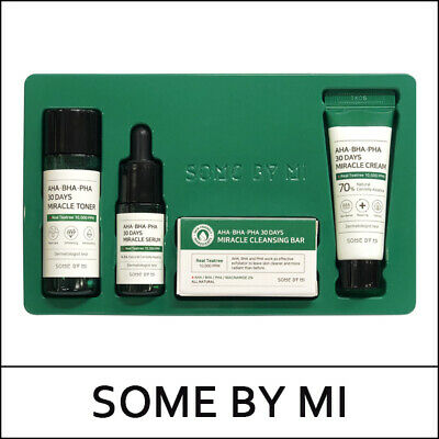 [SOME BY MI] AHA BHA PHA 30 Days Miracle Starter Kit Edition / Korea / (L3)