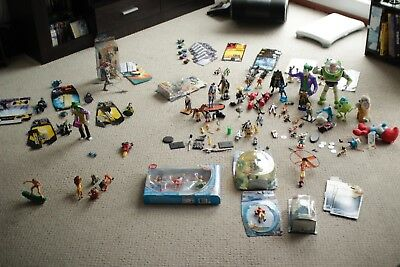 LOT of USED and NEW toys Collectables from 1990's 2000s and 2010's