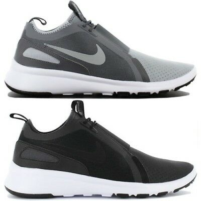 a6c668445c5644 Nike Current Slip on Rn Men s Sneakers Shoes Sneakers Leisure Free New