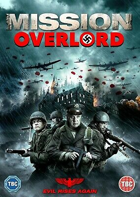 Mission Overlord  (Dvd) (New) (Released 4Th February) (Free Post)
