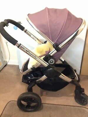 Icandy Peach Travel System In Marshmallow