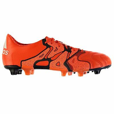ADIDAS CHAUSSURES HOMMES de Foot X 16.1 Ferme Crampon Football Rouge Neuf Bb5618