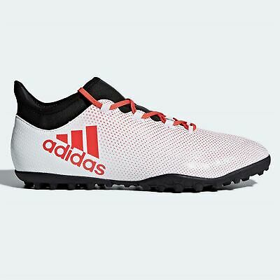 save off 898cc b2b0c Adidas X Tango 17.3 Astro Turf Chaussures de Football Hommes Blanches  Baskets
