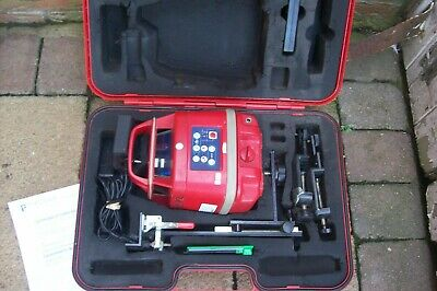 Datum Green Beam  Rotary Laser Level Calibrated Until 16/1/20