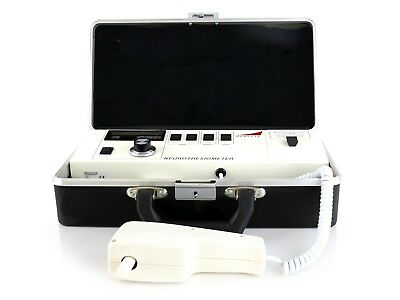 Horwell Neurothesiometer Peripheral Neuropathy Unit with Battery, Charger + Case