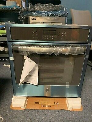 """GE JK5500SFSS Stainless Steel 27"""" """"Built-in Double Convection Wall Oven"""