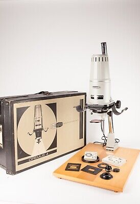Meopta Opemus 4.  A Quality 6x6 / 35mm Condenser Enlarger + Accessories and Box