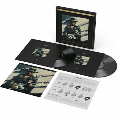 STEVIE RAY VAUGHAN & DOUBLE TROUBLE TEXAS FLOOD (2LP BOX/180G/45RPM) Preorder