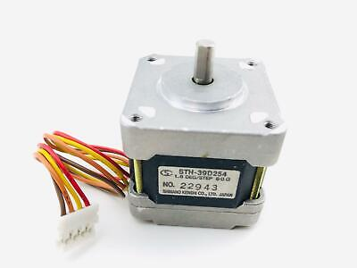 NEMA 16, Bipolar Stepper Motor 200 Steps / Rev - Made in Japan