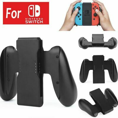 NEW!!! Comfort Grip Handle Bracket Holder Charger For Nintendo Switch Joy-Con