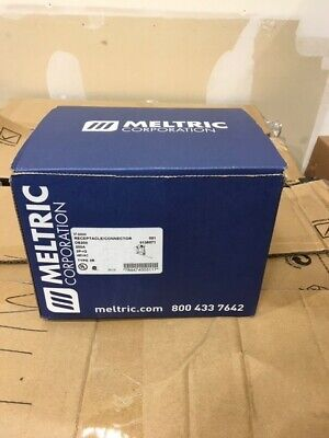 Meltric 37-24043 Receptacle/Connector DS200 Type 3R 200A 3P+G 480VAC