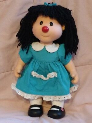 Admirable Big Comfy Couch Molly Doll W 5 Bubbles 1996 Vinyl Head Arms Ibusinesslaw Wood Chair Design Ideas Ibusinesslaworg