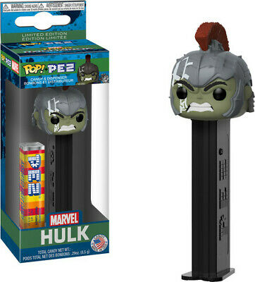 Marvel - Hulk W/ Chase - Funko Pop! Pez: (2019, Toy NEUF)