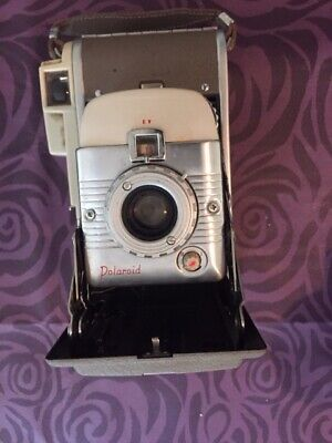 Polaroid land camera good condition - good for wet plate