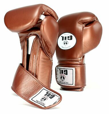 ZEPOL BOXING GLOVES Training Style Hook and Loop with Lace