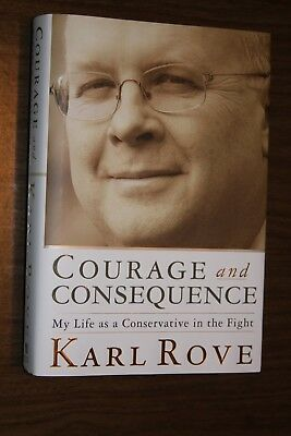 Courage and Consequence: My Life as a Conservative in the Fight Hardcover – Marc