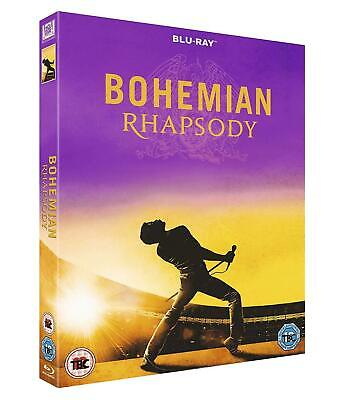 BOHEMIAN RHAPSODY (2018) Rami Malek as Freddie Mercury in Queen Eu RgB BLU-RAY