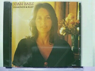 Joan Baez - Diamonds & Rust (New CD)