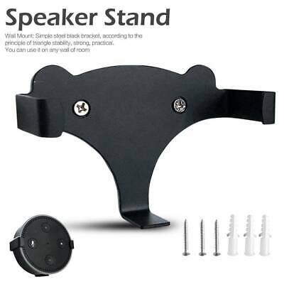 Metal Wall Mount Stand Holder Bracket for Amazon Echo Dot 2nd Generation Q1A7