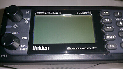 NEW UNIDEN BCD996P2 BCD996T and BCT15XT Scanner Anti Scratch Screen  Protector