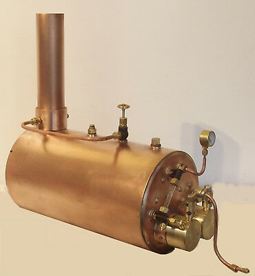 "Pendle Steam Boilers 5"" Horizontal Steam Boiler"