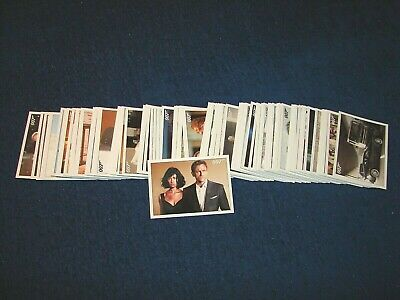 2015 James Bond 007 Archives Complete Quantum Of Solace Set 1-90 (18-34)
