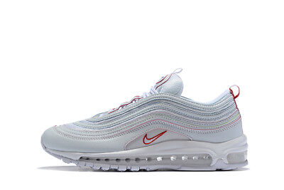 nike air max 97 bianco rosso